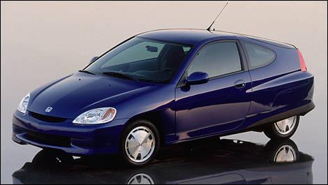 honda insight 2000 2006 occasion actualit s automobile auto123. Black Bedroom Furniture Sets. Home Design Ideas