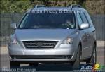 2007 Hyundai Entourage Caught!