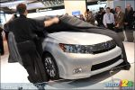 2010 Toyota Prius and Lexus HS 250h at Toronto Auto Show