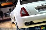 Maserati Quattroporte Sport GT S at the Toronto Auto Show