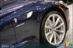 2009 BMW Z4 at the Vancouver Auto Show