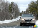 2009 Honda Ridgeline EX-L Navi Review (video)