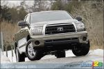 The 2010 Toyota Tundra: new more powerful 4.6 litre engine makes Tundra a fuel economy leader