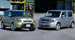 Head-to-head: Nissan cube Vs. Kia Soul (video)