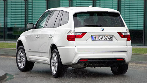 Bmw Group Canada Is Pleased To Announce The 2010 Bmw X3
