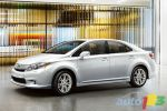 The 2010 Lexus HS 250h Hybrid Is The Most Fuel-Efficient Luxury Vehicle In The U.S
