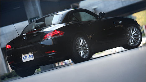 2009 Bmw Z4 Sdrive35i Review Editor S Review Car Reviews