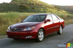 Toyota Camry 2002-2006 : occasion