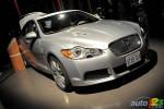 Jaguar unveils the 2010 XJ to its Canadian clients