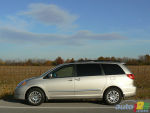 2010 Toyota Sienna Limited Review
