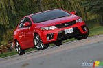 2010 Kia Forte Koup SX Review