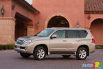 Lexus Introduces Second-Generation GX 460 for 2010