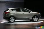 2010 Hyundai Tucson at L.A. Auto Show
