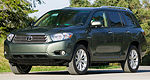 2010 Toyota Highlander Hybrid is as versatile as it is environmentally advanced
