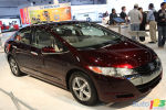 Honda FCX Clarity: when the green dream becomes reality