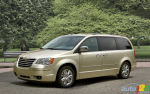 2010 Chrysler Town & Country Preview
