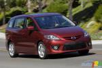 2010 Mazda5 Preview