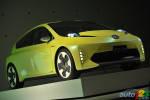 Detroit Autoshow 2010: Toyota FT-CH Concept