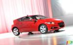 Detroit Autoshow 2010 : 2011 Honda CR-Z Sport Hybrid Coupe