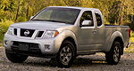 2010 Nissan Frontier Preview