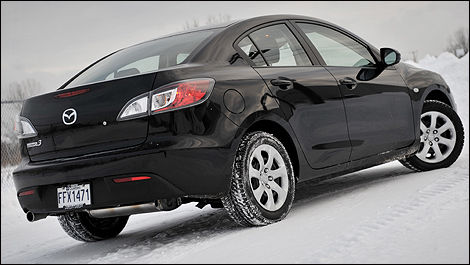 2010 Mazda 3 Gx Review Editor S Review Car News Auto123