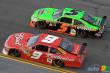 NASCAR: Wild wrecks in Shootout practice. Wilder race on Saturday night? (+photos)