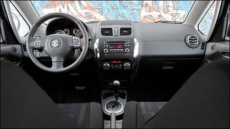 2010 Suzuki Sx4 Sport Sedan Review Editor S Review Car News Auto123