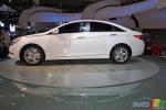 2010 Toronto Autoshow: Hyundai's next-generation 2011 Sonata