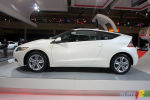2010 Toronto Autoshow: Honda CR-Z Sport Hybrid Coupe
