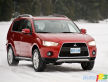2010 Mitsubishi Outlander Preview