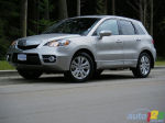 2010 Acura RDX Technology Review