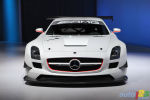 2010 New York Autoshow: Mercedes-Benz SLS AMG GT3