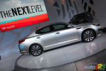 2010 New York Autoshow: 2011 Kia Optima