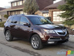 2010 Acura MDX Elite Review
