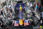 GP of Canada: Having fun at the Red Bull Pit Stop Competition!