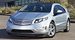Buy a Chevrolet Volt, get a chance to win a free home charging station