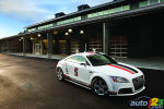 New livery for the Autonomous Audi TTS Pikes Peak
