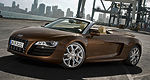 Audi R8 Spyder now available with the 4.2L V8