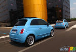 2-cylinder Fiat 500: small car meets small engine