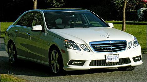 2010 mercedes benz e350 4matic review editor 39 s review. Black Bedroom Furniture Sets. Home Design Ideas