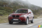 BMW unveils the new BMW X3