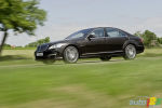 2011 Mercedes-Benz S 63 AMG First Impressions