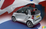 smart celebrates 10 years of UK sales with a special edition