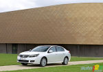 World debut for the Renault Latitude at the Moscow International Motor Show
