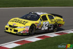 NASCAR Montreal: Marcos Ambrose snatches pole position from Jacques Villeneuve
