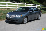 2011 Lincoln MKZ Hybrid First Impressions