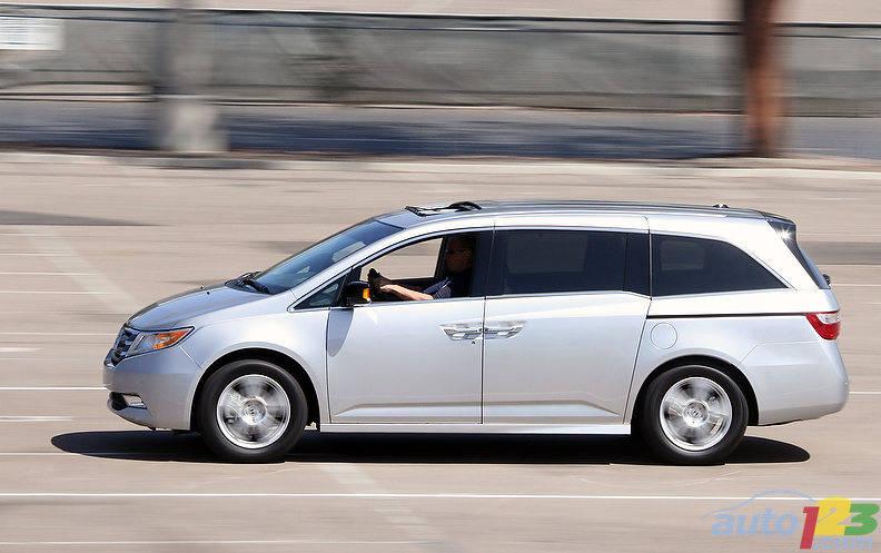 Shop For The 2018 Honda Odyssey Official Honda Site