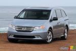 2011 Honda Odyssey First Impressions