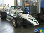 Cars of legend at the 50th Historic Grand Prix of Nogaro