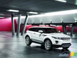 Range Rover Evoque will be officially unveiled at the Paris Motor Show